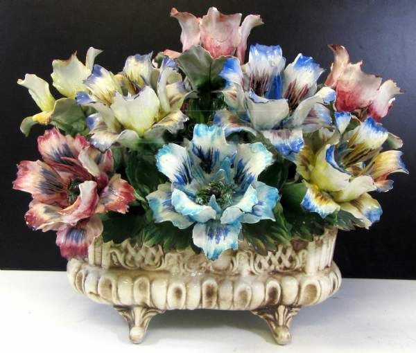 Best images about everything capodimonte on pinterest