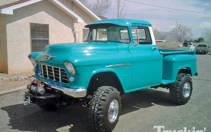 1955 Chevy Custom 4x4