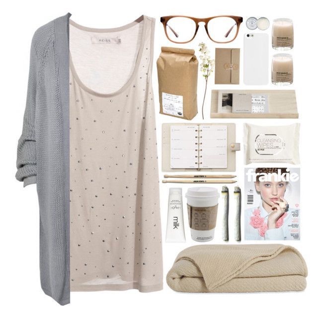 """""""Bubble Bath"""" by vv0lf ❤ liked on Polyvore featuring Reiss, Paisie, H&M, H2O+, Davidson's, Louis Vuitton, OKA, String, Le Labo and Jack Wills"""
