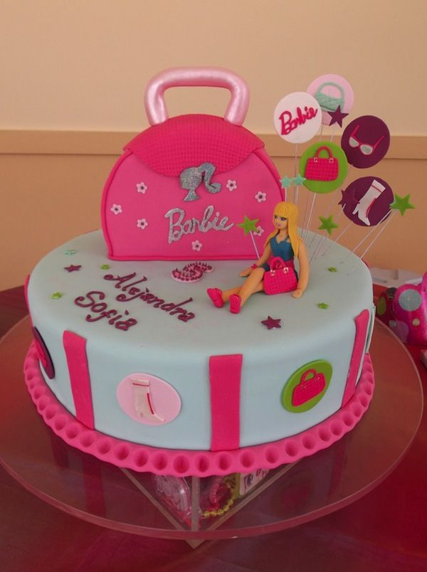 137 best images about Barbie birthday on Pinterest Doll ...