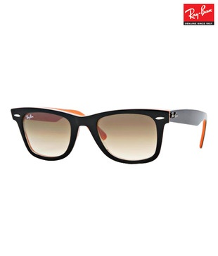 Ray Ban Chic Black Orange Sunglasses  http://www.snapdeal.com/product/RayBanChic/35786?utm_source=Fbpost_campaign=Delhi_content=182429_medium=180912_term=Prod  The prototype, known as Anti-Glare, had an extremely light frame weighing 150 grams.