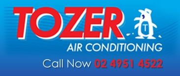 Tozer Air Conditioning will feature at the 2014  Newcastle Home Show.