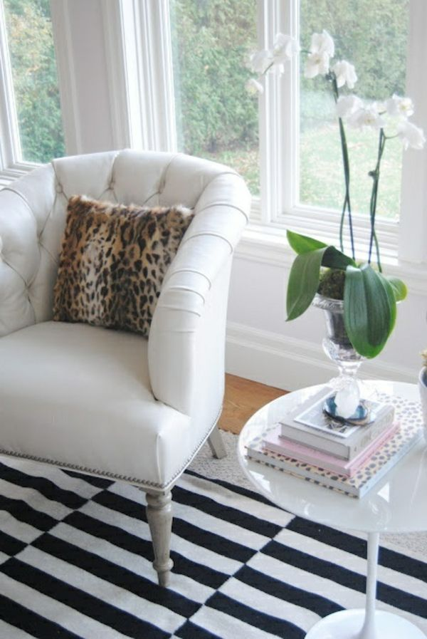 die 25+ besten ideen zu leoparden wohnzimmer auf pinterest ... - Deko Trends 2014 Wohnzimmer