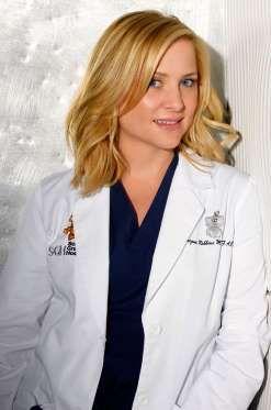 ARIZONA ROBBINS (JESSICA CAPSHAW)Les fans de «Grey's Anatomy» ne s'en sont toujours pas remis. Le docteur Mamour interprété par Patri... - MAID / VISUAL Press Agency