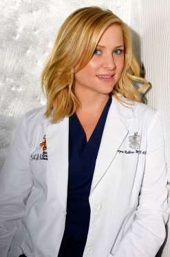 ARIZONA ROBBINS (JESSICA CAPSHAW)Les fans de «Grey's Anatomy» ne s'en sont toujours pas remis. Le docteur Mamour interprété par Patri... - MAID / VISUAL Press Agency