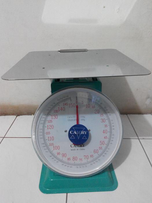 Harga Timbangan Duduk Merk Camry Kapasitas 150kg, pan size 35 cm x 35 cm Harga ..