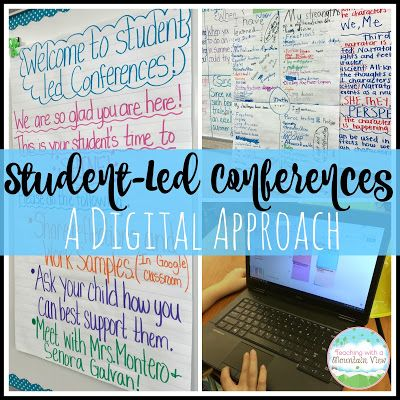 Going Digital with Student-Led Conferences