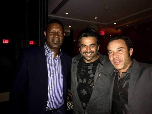 R Madhavan parties with 'The Unit' cast at Toronto International Film Festival 2016!   http://spanishvillaentertainment.blogspot.in/2016/10/r-madhavan-parties-with-unit-cast-at.html