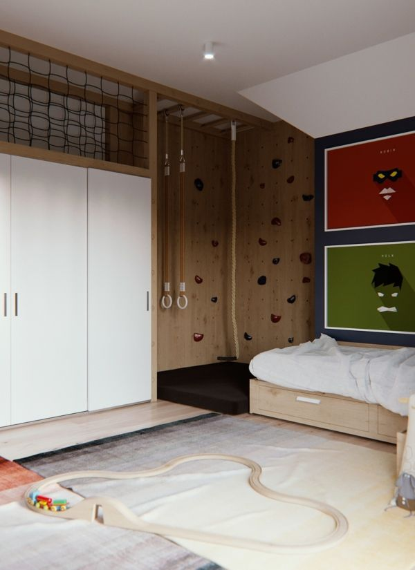 Children S Room At Madeleine House In Kiev In 2020 Room Kids Room Design Kids Room