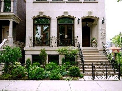 perennial garden front yard landscaping ideas