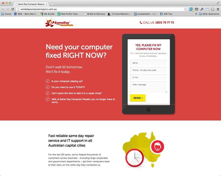 Same Day Computer Repairs http://samedaycomputerrepairs.com.au/
