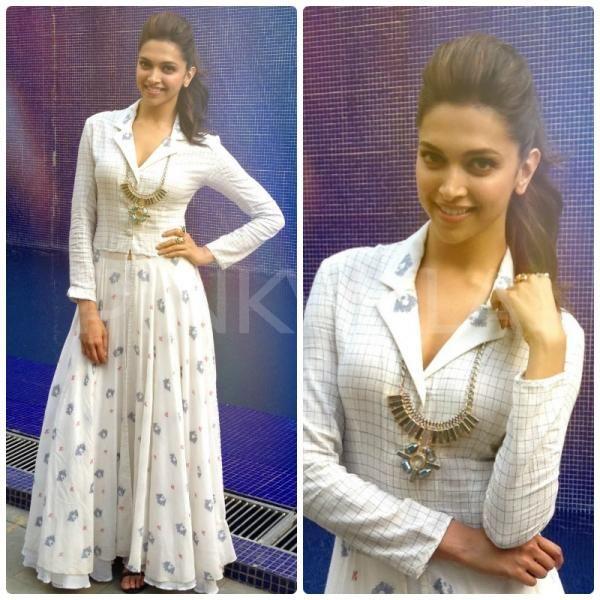 Deepika Padukone in Rahul Mishra: YaY or NaY? | PINKVILLA