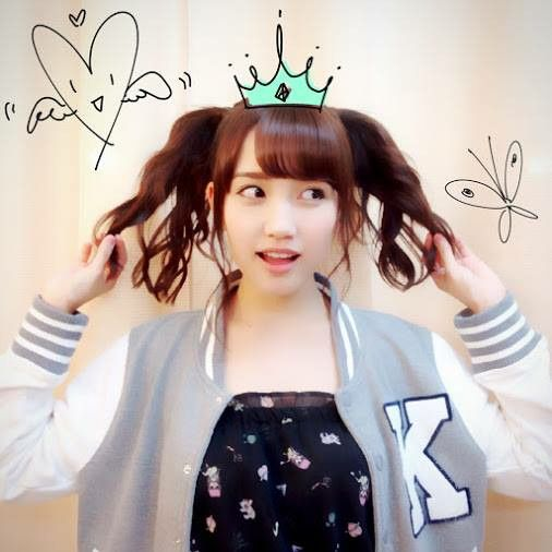 Renacchi with my surname initial :3 her too hahahaa :D