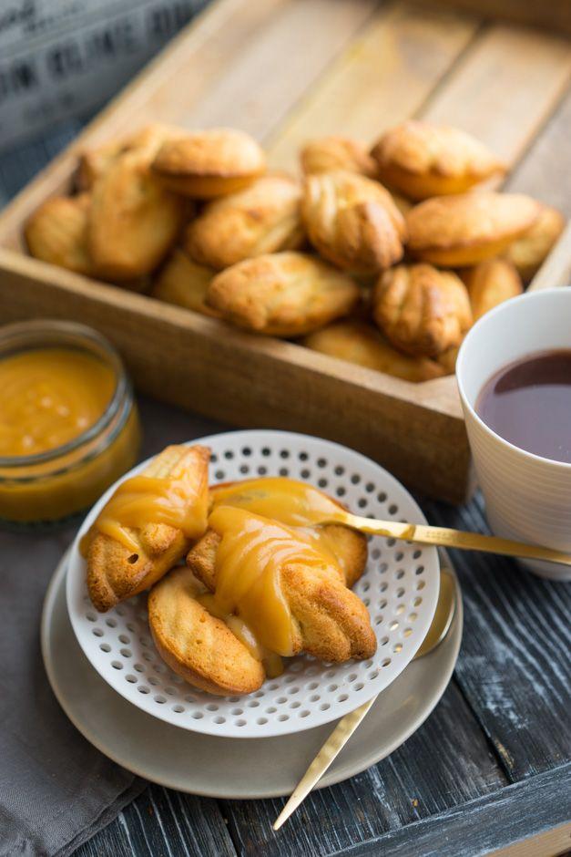 Мадлен — печенье из Франции