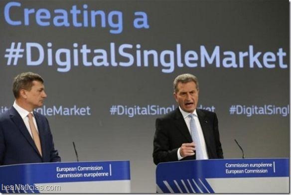La Comisión Europea propone estrategia para facilitar acceso a servicios digitales - http://www.leanoticias.com/2015/05/07/la-comision-europea-propone-estrategia-para-facilitar-acceso-a-servicios-digitales/