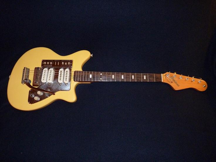 Guyatone Lg 140 T Mid 60 S Vintage Guitars Amps