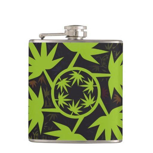 Hoja colores arcoiris vectorial de planta. Plant. Cannabis. Producto disponible en tienda Zazzle. Product available in Zazzle store. Regalos, Gifts. Link to product: http://www.zazzle.com/hoja_colores_arcoiris_vectorial_de_planta_plant_hip_flask-256985972702151408?CMPN=shareicon&lang=en&social=true&rf=238167879144476949 #bottle #botella #petaca #marihuana #cannabis