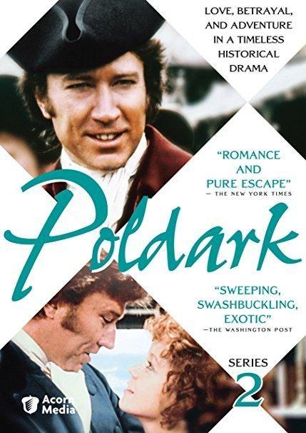 Robin Ellis & Jill Townsend - Poldark: Series 2-Region 1