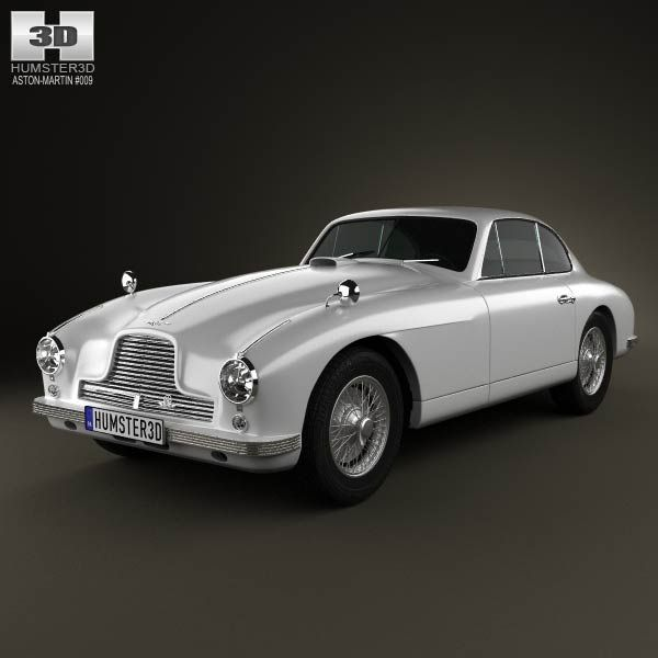 Aston Martin Db2 1950 3d Model From Humster3d Com Price 75