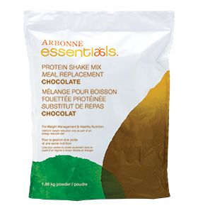 Protein Shake Mix Meal Replacement – Chocolate CA #2069 - Arbonne