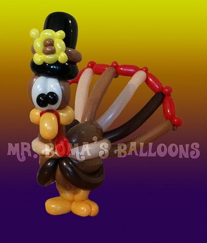 Turkey by Mr. Boma's Balloons
