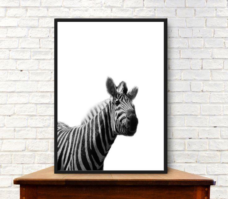 Zebra, Zebra print, black and white, zebra art, animal print, zebra decor, zebra stripes, zebra room decor zebra wall art scandinavian decor by S4StarSbySiSSy on Etsy https://www.etsy.com/ca/listing/473202784/zebra-zebra-print-black-and-white-zebra