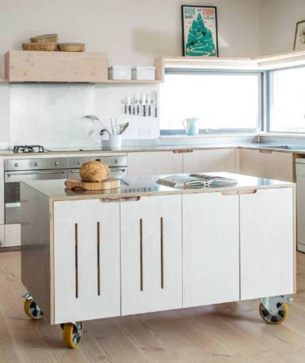 25+ Best Ideas About Mobile Kitchen Island On Pinterest