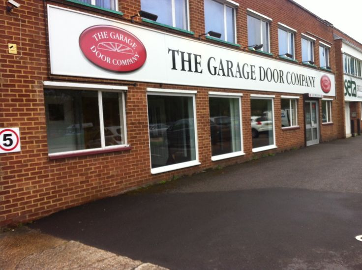 Good The Garage Door Company, Southampton Showroom