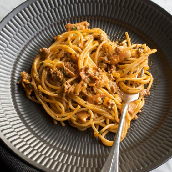 Pasta Bolognese | Food