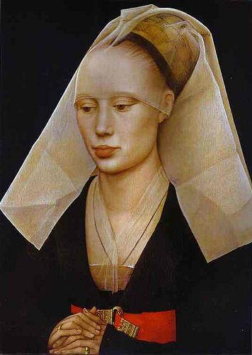 Rogier van der Weyden: Artists Creator, Classic Art, Vans Of, Art Cherish, Rogier Vans, Gowns Art, National Galleries, 1460C Portraits, Art Projects