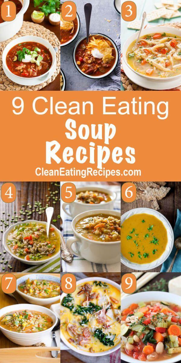 9 of the Best Ever Clean Eating Soup Recipes Bon appétit