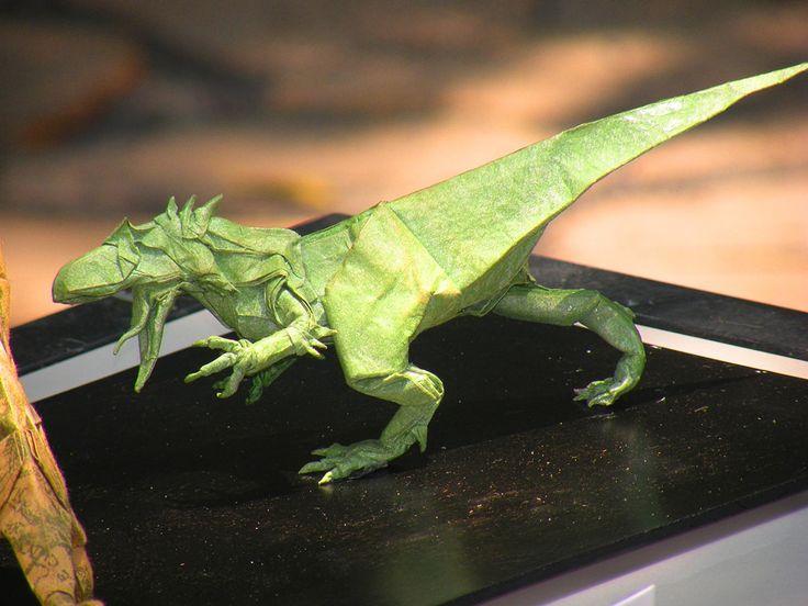 Paper Dinosaur