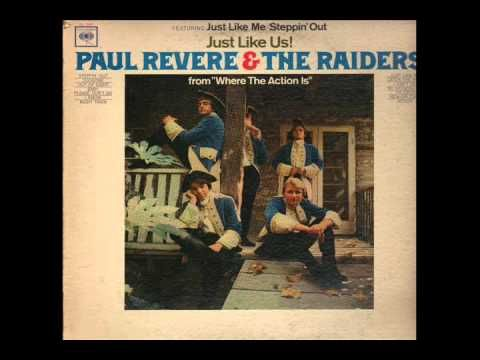Baby Please Don't Go - Paul Revere and the Raiders
