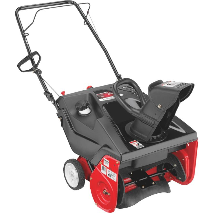 """#Recomeneded """"Yard Machines 21"""""""" Single Stage Gas Snow Blower""""     """"Yard Machines, Single Stage, Gas Snow Thrower, 123CC, 4 Cycle, Powermore OHV Engine, https://trickmyyard.com/recomeneded-yard-machines-21-single-stage-gas-snow-blower/"""