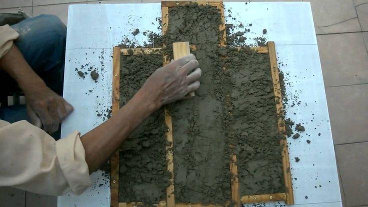 17 best images about macetas maceteros de cemento on - Maceteros de cemento ...