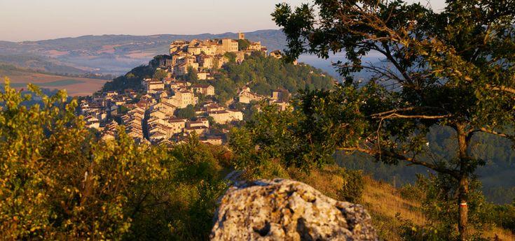 Cordes-sur-Ciel, Tarn, Midi-Pyrénées, France