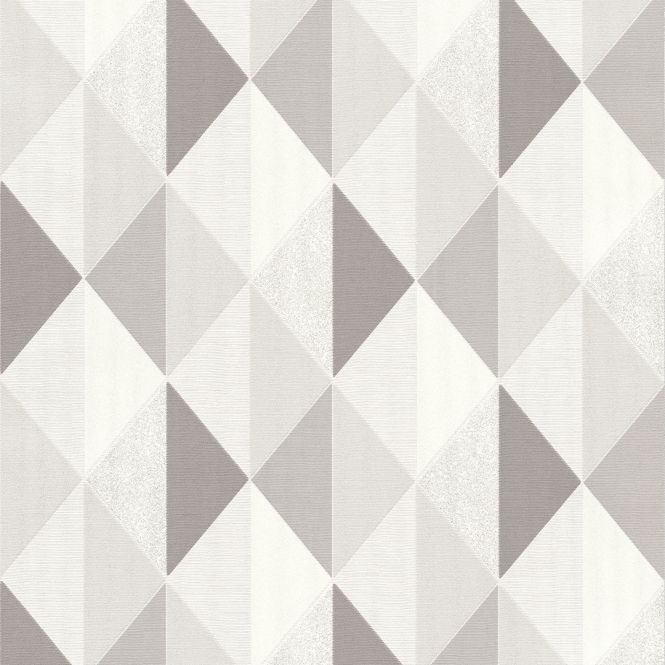 Tate Geometric Triangle Wallpaper Grey Silver Geometric Triangle Wallpaper Geometric Triangle Geometric
