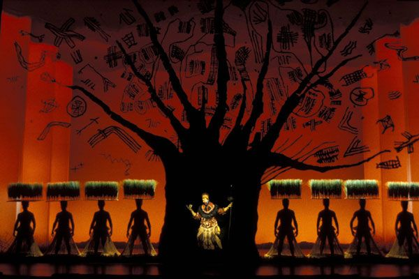 See more pictures of a preview of The Lion King Musical in Edinburgh #WOWtheatre
