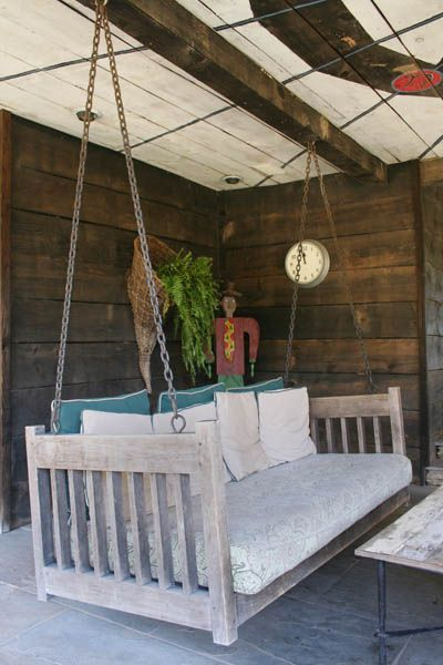 17 best ideas about front porch swings on pinterest. Black Bedroom Furniture Sets. Home Design Ideas
