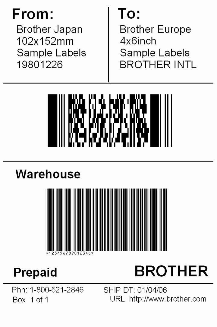 Shipping Label Template Free Lovely 21 Free Shipping Label Template Word Excel Formats Label Templates Address Label Template Labels Printables Free Templates