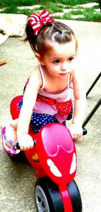 Astonishing 1000 Ideas About Baby Girl Hairstyles On Pinterest Baby Hair Short Hairstyles Gunalazisus