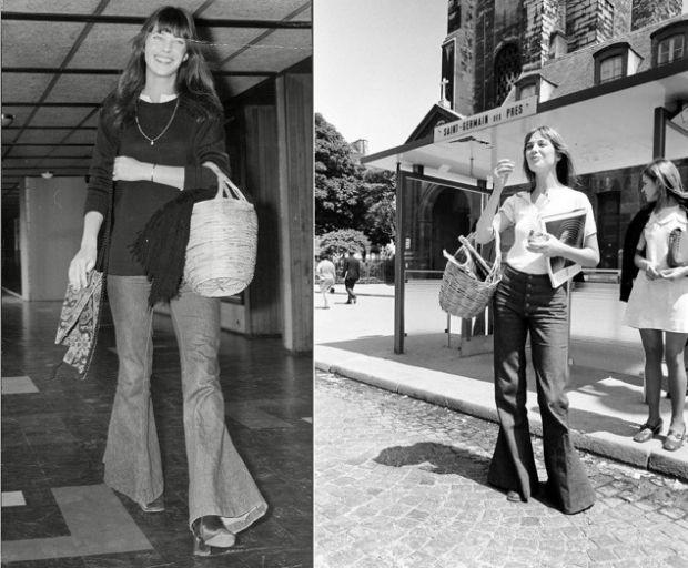 Все о стиле Джейн Биркин   Vogue Ukraine