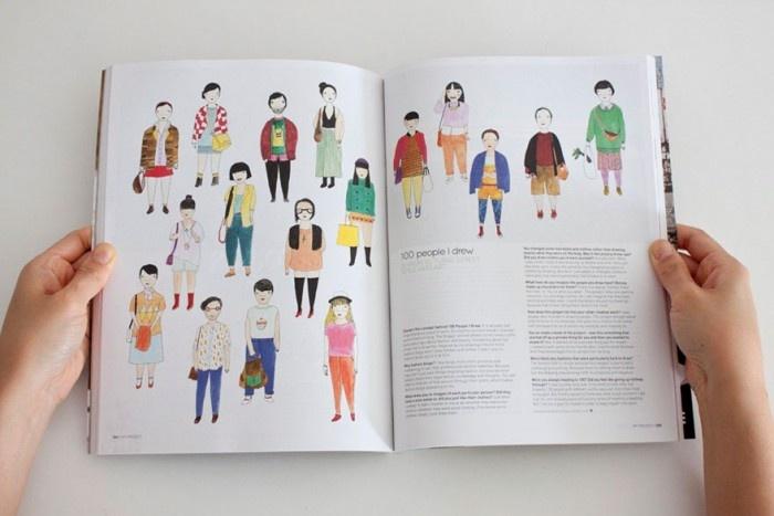 Frankie Magazine : Ji Hyun Yu