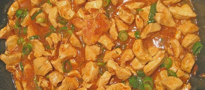 Indische Hot En Spicy Kip Uit De Wok recept | Smulweb.nl