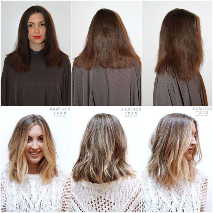 25 Best Ideas About Hair Transformation On Pinterest  Highlights In Black H