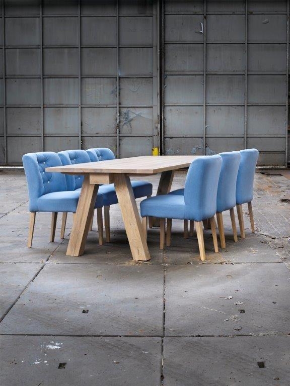 Krzesła Raffles/ Jadik; Raffles chairs from Jadik