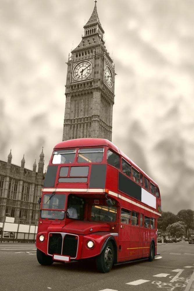 Londres pretendo conhecer um dia.