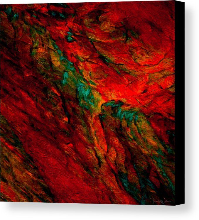 """The Secrets Within canvas print by Teresa Wilson.   Bring your artwork to life with the texture and depth of a stretched canvas print. Your image gets printed onto one of our premium canvases and then stretched on a wooden frame of 1.5"""" x 1.5"""" stretcher bars (gallery wrap) or 5/8"""" x 5/8"""" stretcher bars (museum wrap). Your canvas print will be delivered to you """"ready to hang"""" with pre-attached hanging wire, mounting hooks, and nails."""