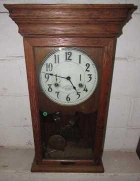 International Time Recording Company Clock