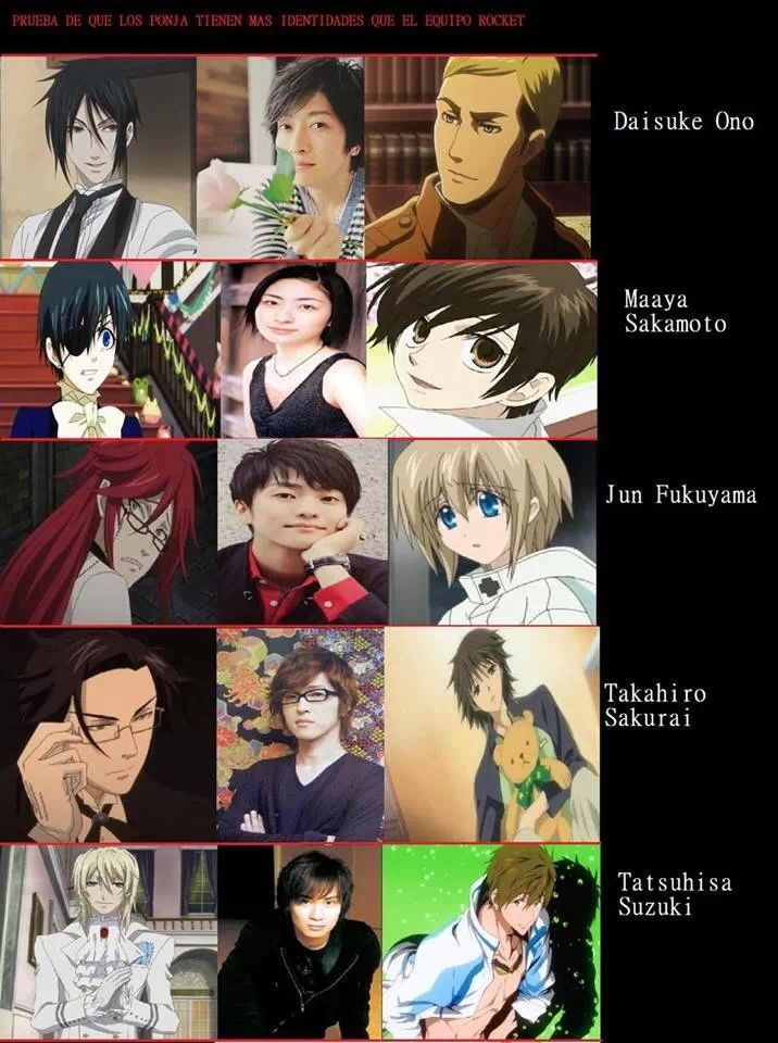 All of them are great seiyuu but my number one always and forever is Ono senpai. Sakurai Takahiro san is a close second. Amazing talented human beings